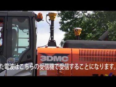 油圧ショベル動画