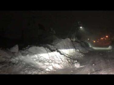 除排雪(第3地区)業務委託  12月16日