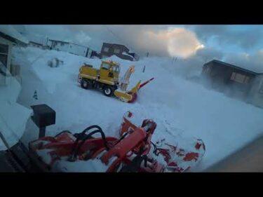 除排雪(第3地区)業務委託  1月24日